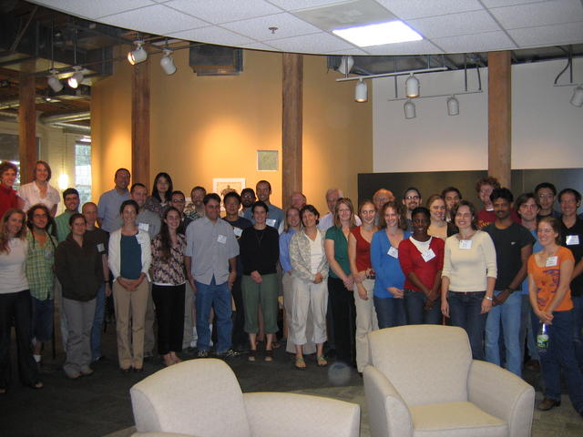2007: Mimulus Meeting at NESCent